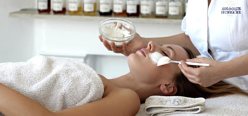 Luxury, French skincare brand